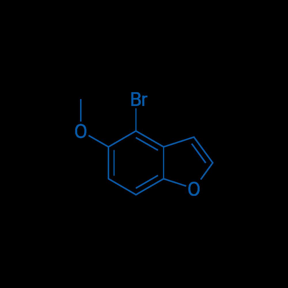 4-Bromo-5-methoxybenzofuran