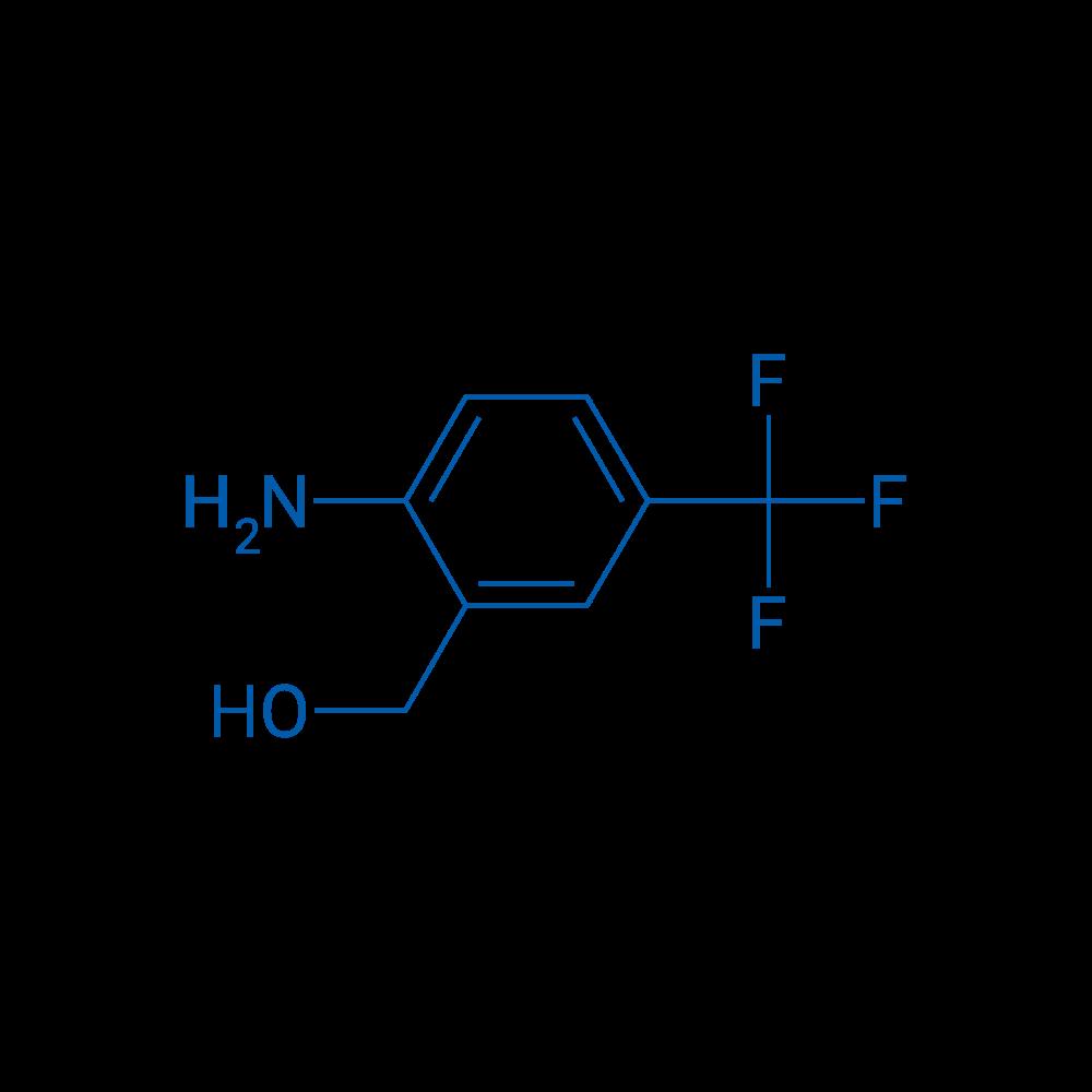 (2-Amino-5-(trifluoromethyl)phenyl)methanol