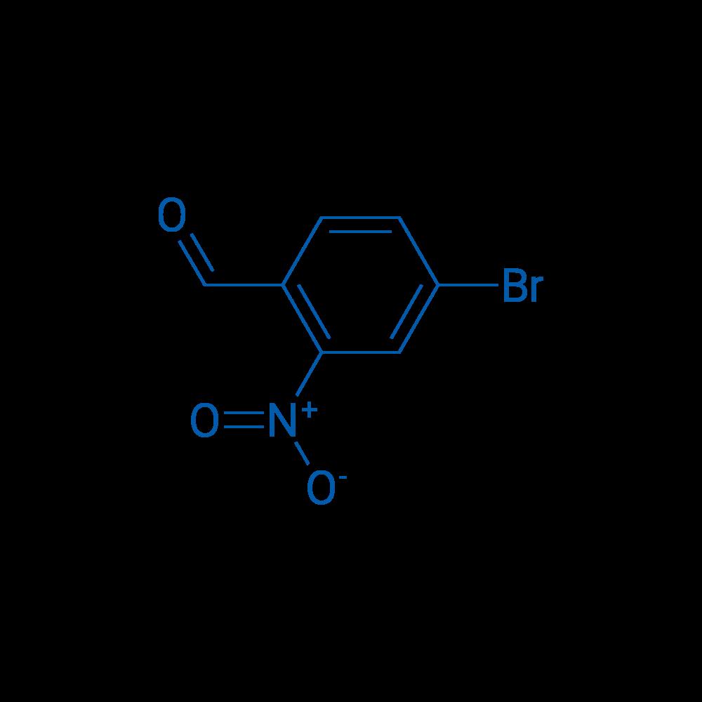 4-Bromo-2-nitrobenzaldehyde