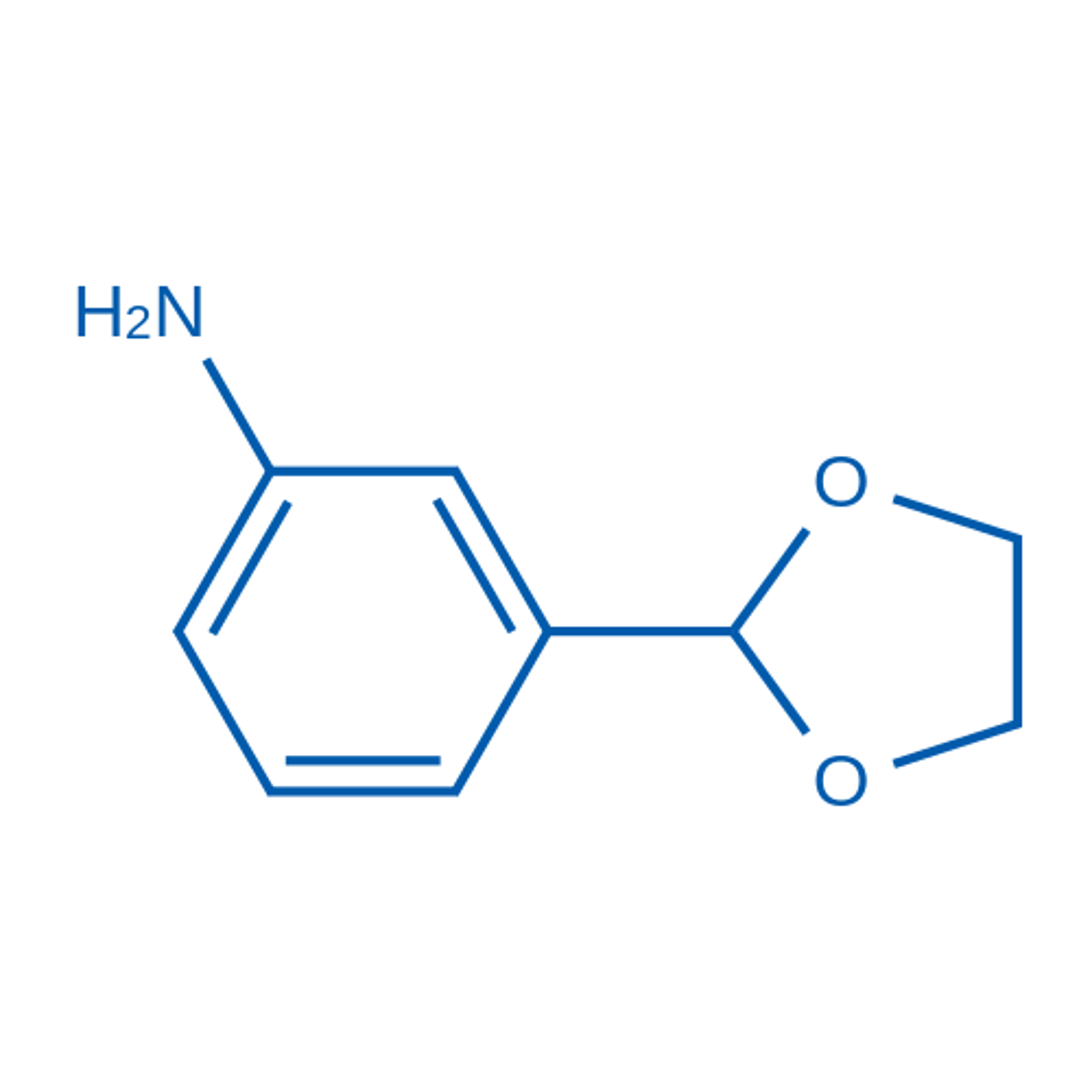 3-(1,3-Dioxolan-2-yl)aniline