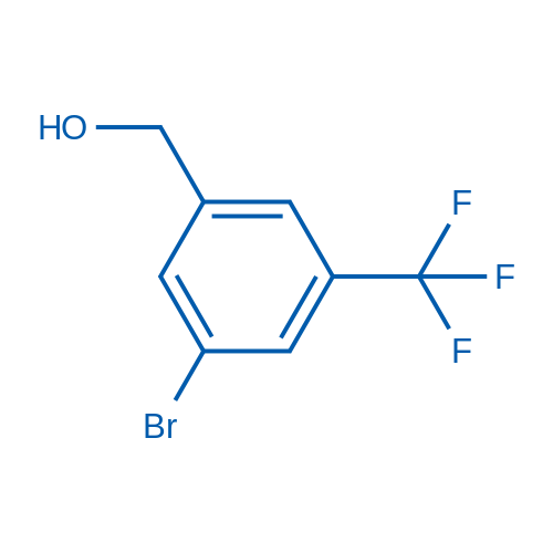 (3-Bromo-5-(trifluoromethyl)phenyl)methanol