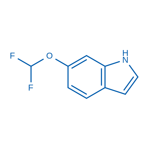 6-(Difluoromethoxy)-1H-indole