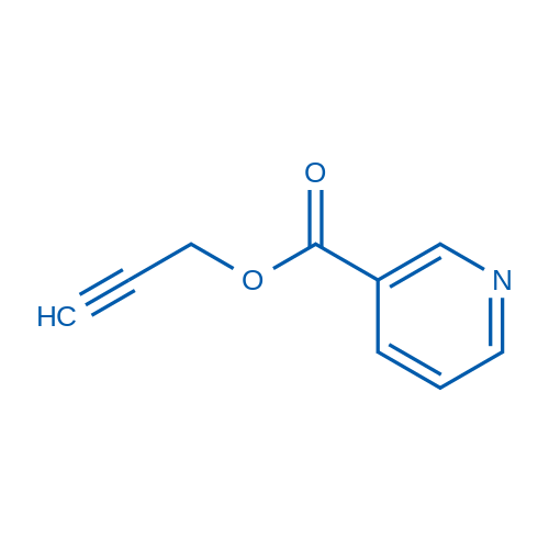 Prop-2-yn-1-yl nicotinate
