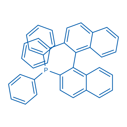 (S)-Diphenyl(2'-phenyl-[1,1'-binaphthalen]-2-yl)phosphine