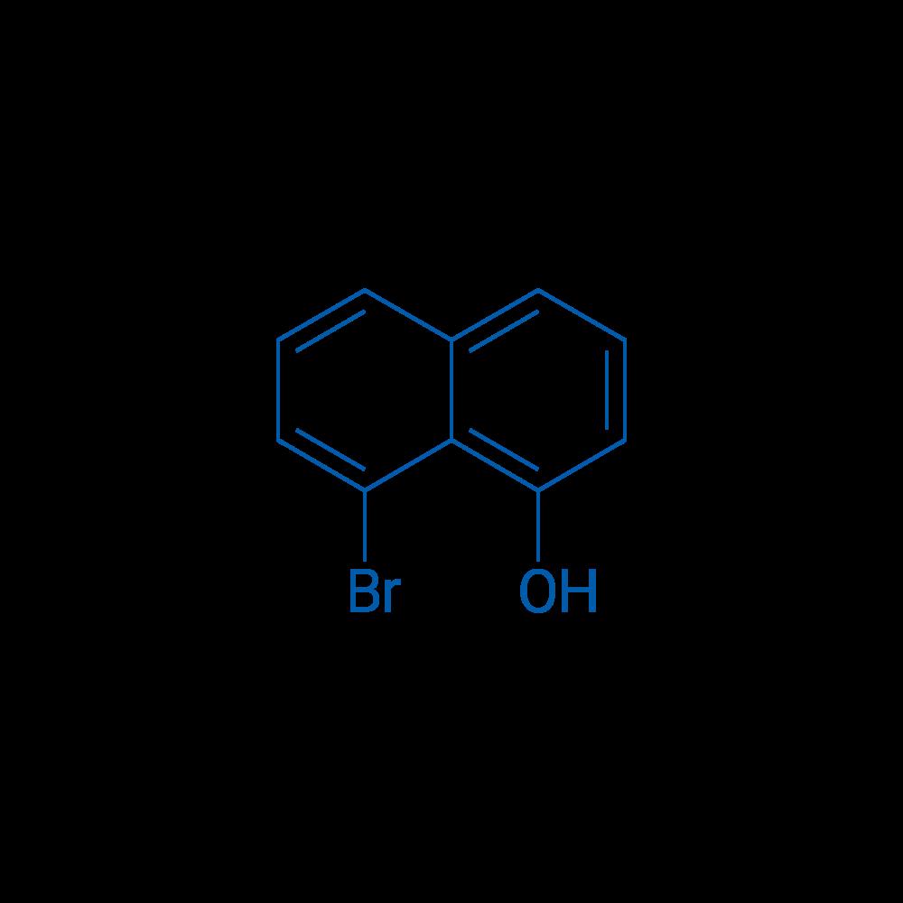 8-Bromonaphthalen-1-ol