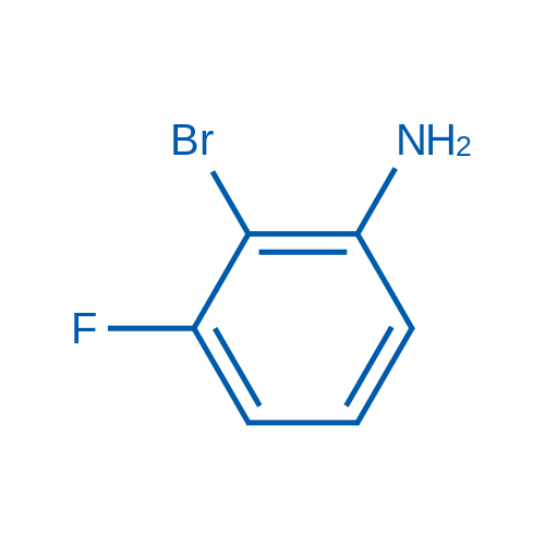 2-Bromo-3-fluoroaniline