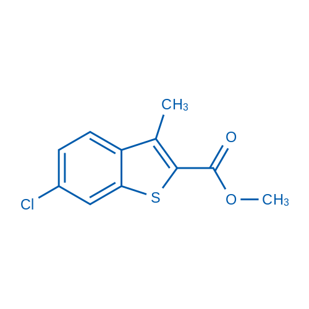 Methyl 6-chloro-3-methylbenzo[b]thiophene-2-carboxylate