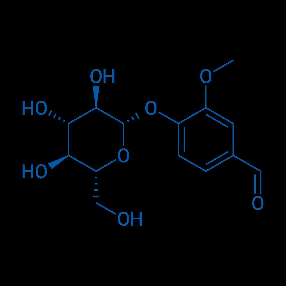 Vanillin 4-O-b-D-Glucoside