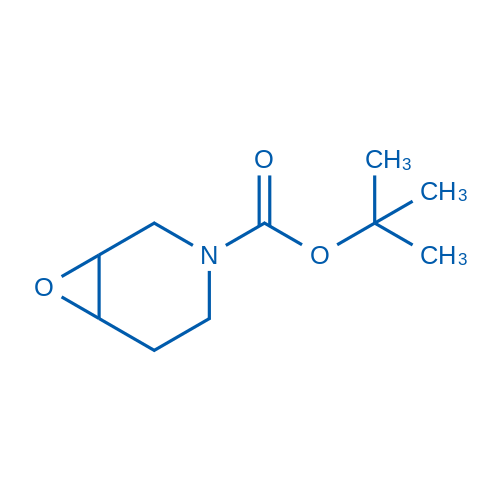 tert-Butyl 7-oxa-3-azabicyclo[4.1.0]heptane-3-carboxylate