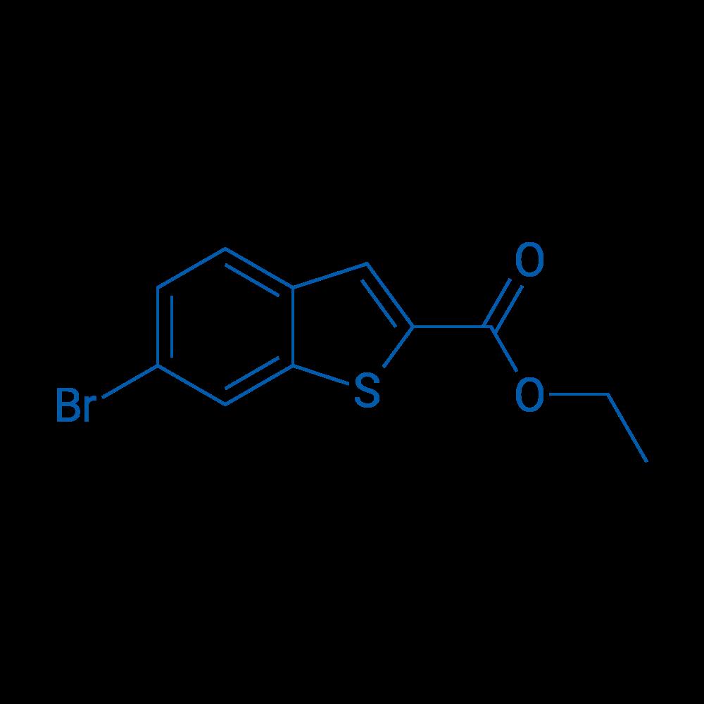 Ethyl 6-bromo-1-benzothiophene-2-carboxylate