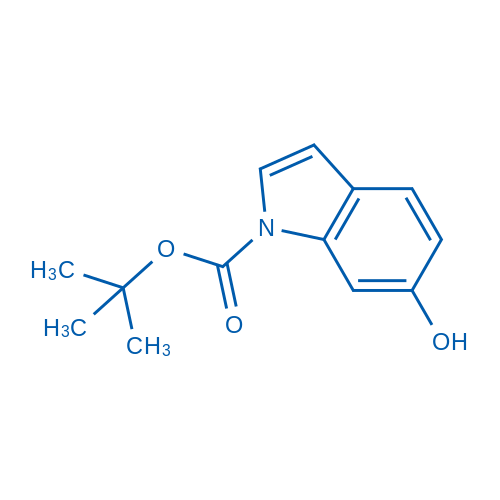 tert-Butyl 6-hydroxy-1H-indole-1-carboxylate