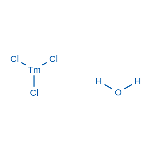 Thulium(III) chloride xhydrate