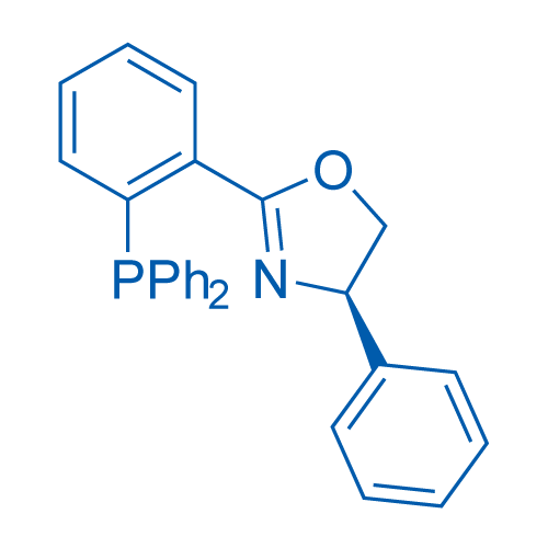(R)-2-(2-(Diphenylphosphino)phenyl)-4-phenyl-4,5-dihydrooxazole