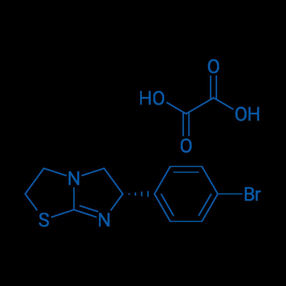 (-)-p-Bromotetramisole oxalate
