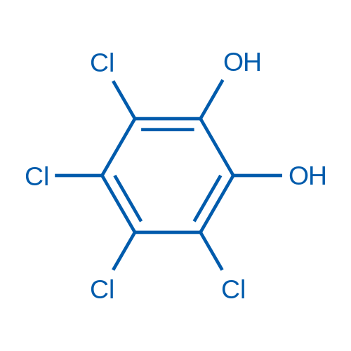 3,4,5,6-Tetrachlorobenzene-1,2-diol