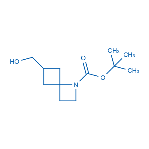tert-Butyl 6-(hydroxymethyl)-1-azaspiro[3.3]heptane-1-carboxylate
