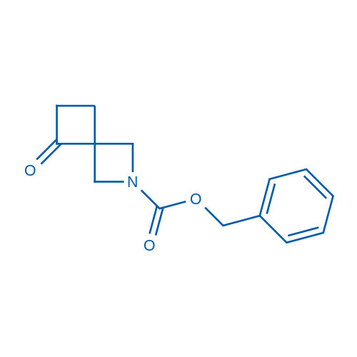 Benzyl 5-oxo-2-azaspiro[3.3]heptane-2-carboxylate