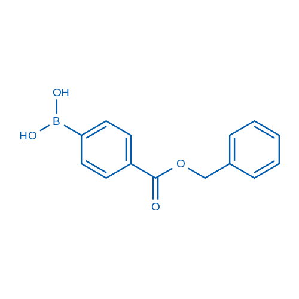 (4-((Benzyloxy)carbonyl)phenyl)boronic acid