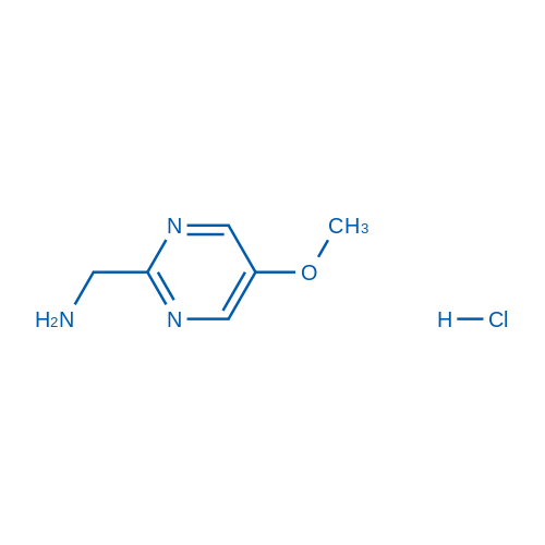 (5-Methoxypyrimidin-2-yl)methanamine hydrochloride