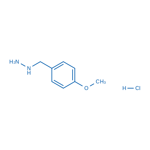 (4-Methoxybenzyl)hydrazinehydrochloride