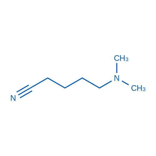 5-(Dimethylamino)pentanenitrile