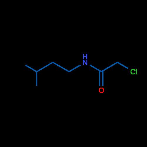 2-Chloro-N-isopentylacetamide