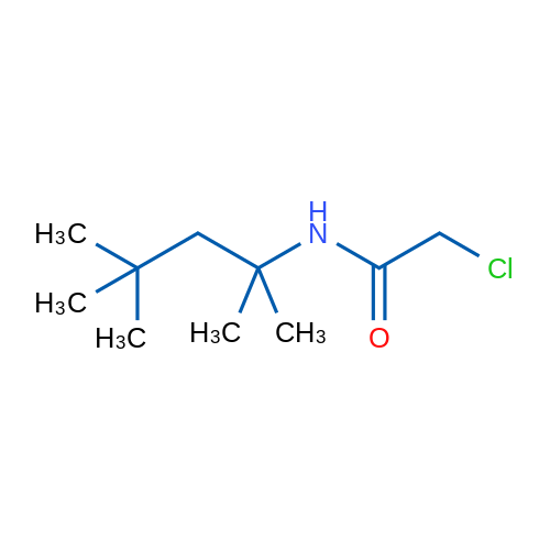 2-Chloro-N-(2,4,4-trimethylpentan-2-yl)acetamide