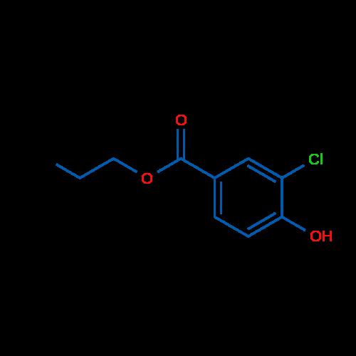 Propyl 3-chloro-4-hydroxybenzoate