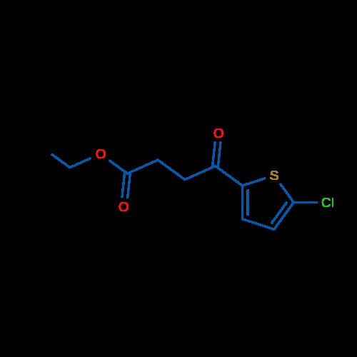 Ethyl 4-(5-Chloro-2-thienyl)-4-oxobutanoate