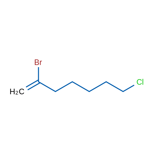 2-bromo-7-chloro-1-heptene