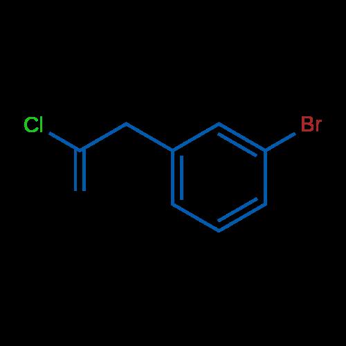 3-(3-Bromophenyl)-2-chloro-1-propene