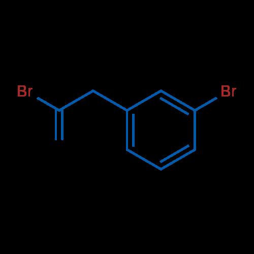 2-Bromo-3-(3-bromophenyl)-1-propene
