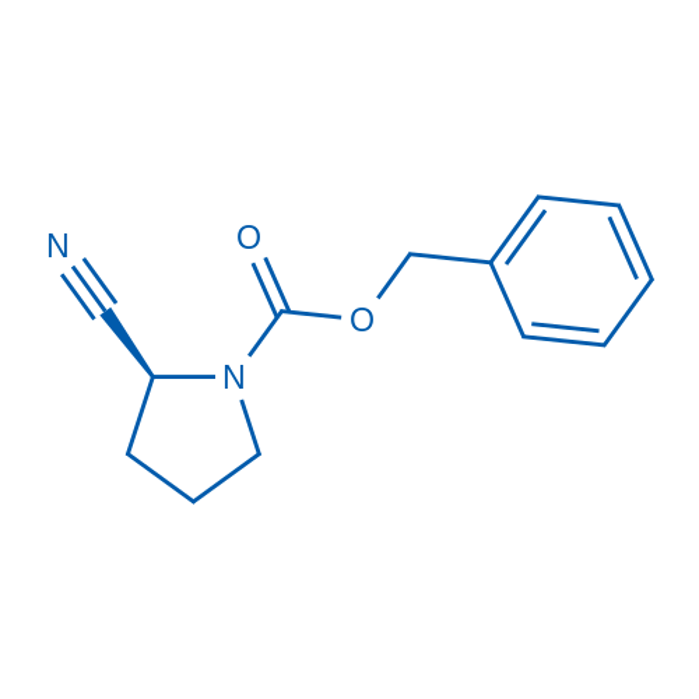 (S)-1-N-Cbz-2-Cyanopyrrolidine