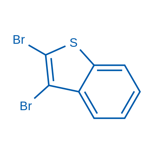 2,3-Dibromobenzo[b]thiophene