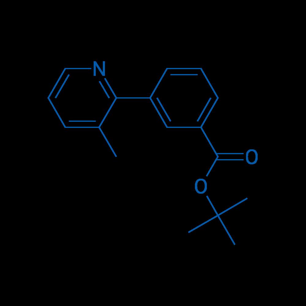 tert-Butyl 3-(3-methylpyridin-2-yl)benzoate