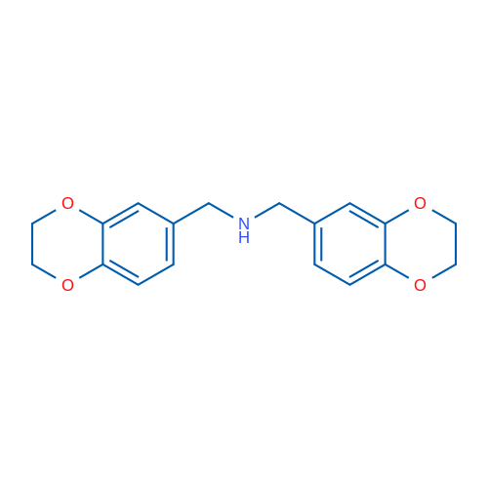 Bis((2,3-dihydrobenzo[b][1,4]dioxin-6-yl)methyl)amine