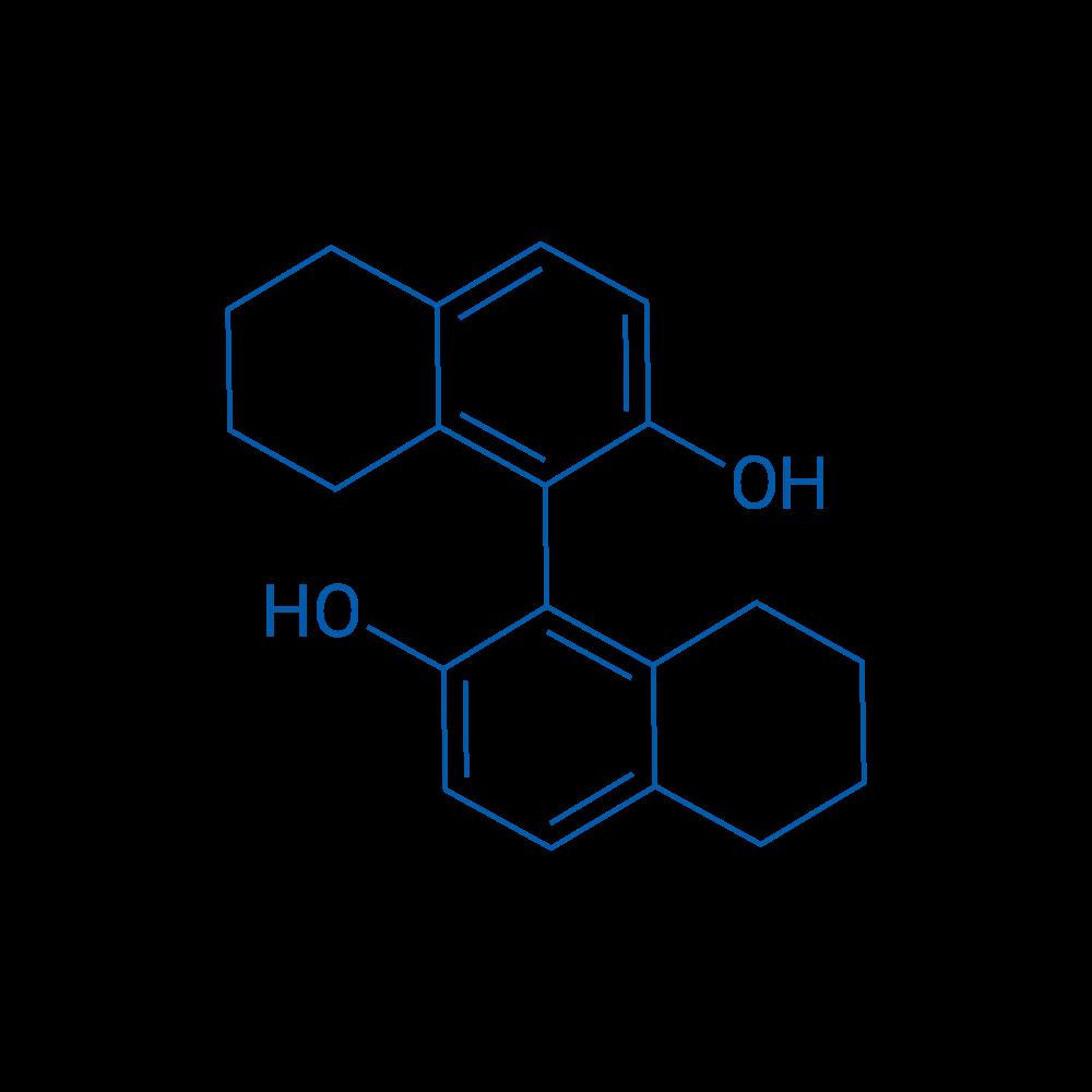 5,5',6,6',7,7',8,8'-Octahydro-[1,1'-binaphthalene]-2,2'-diol