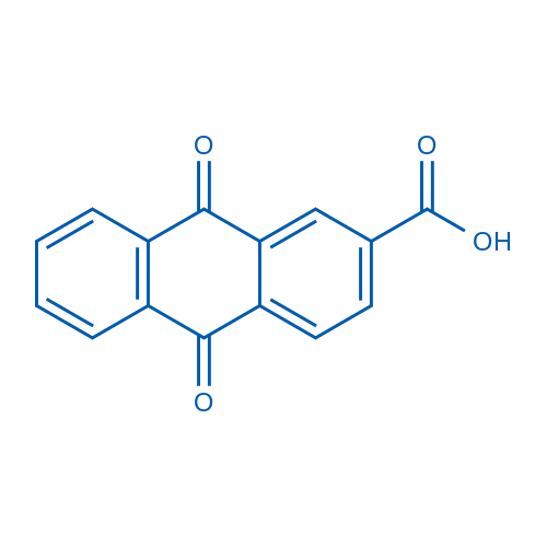 9,10-Dioxo-9,10-dihydroanthracene-2-carboxylic acid