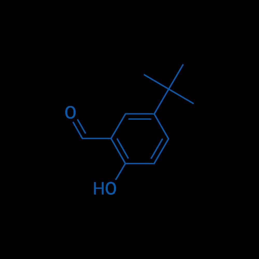 5-(tert-Butyl)-2-hydroxybenzaldehyde