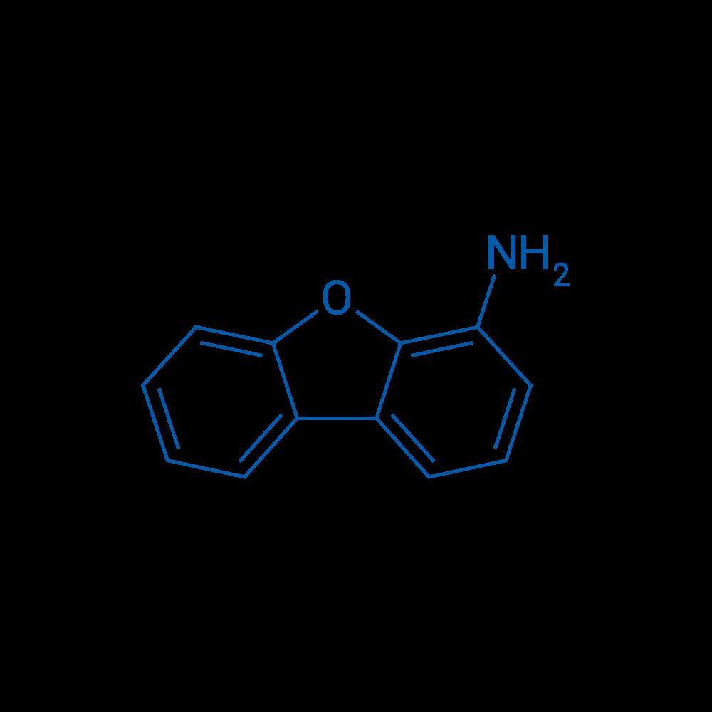 4-Dibenzofuranamine