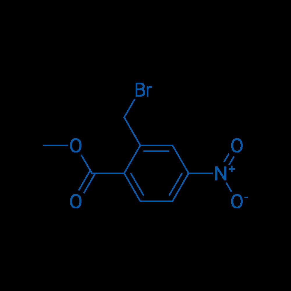 Methyl 2-(bromomethyl)-4-nitrobenzoate