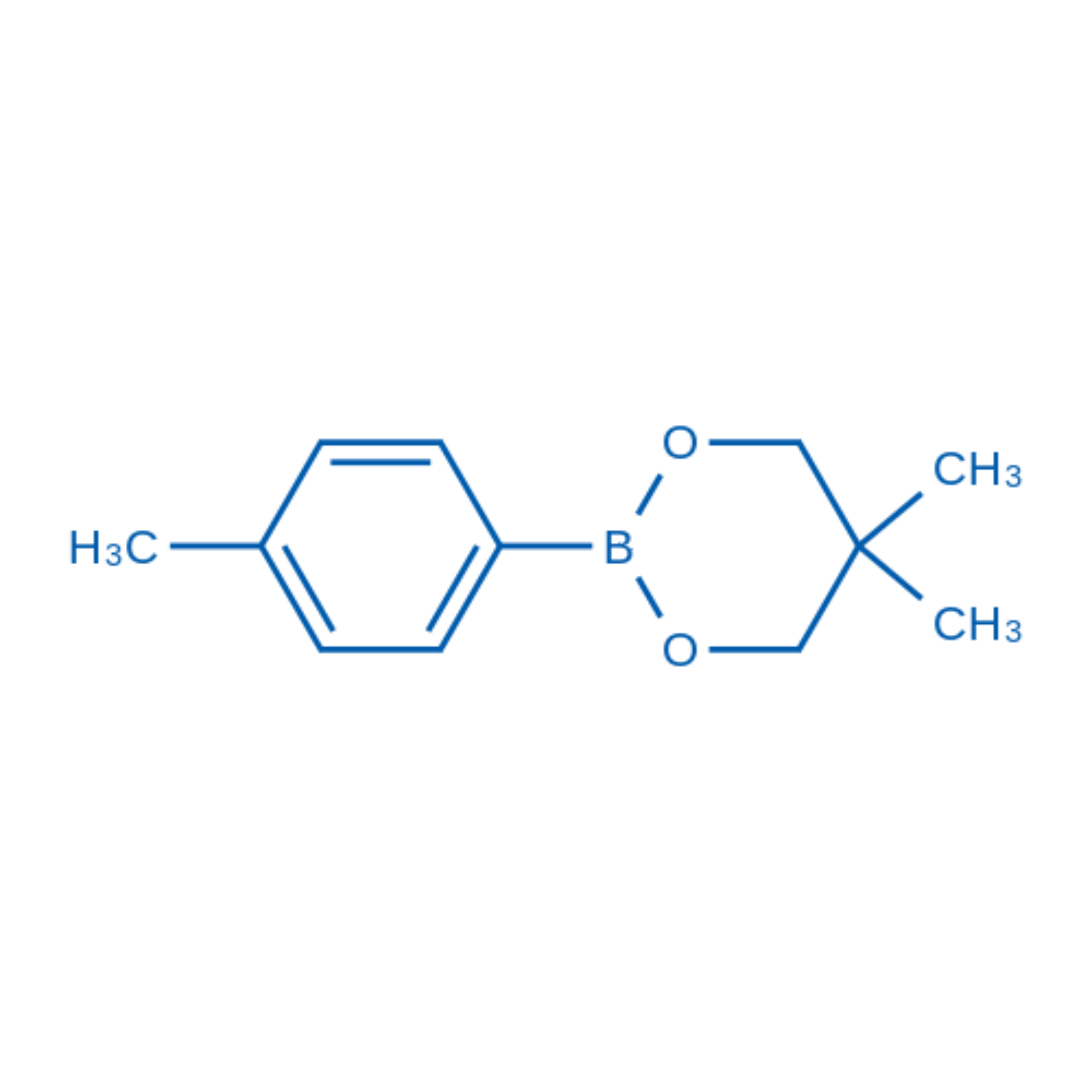 5,5-Dimethyl-2-(p-tolyl)-1,3,2-dioxaborinane
