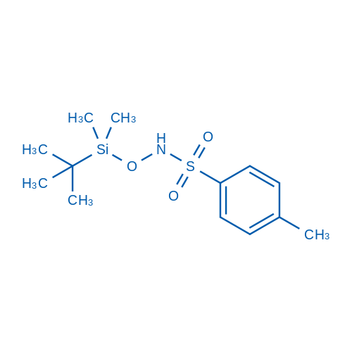 N-((tert-Butyldimethylsilyl)oxy)-4-methylbenzenesulfonamide
