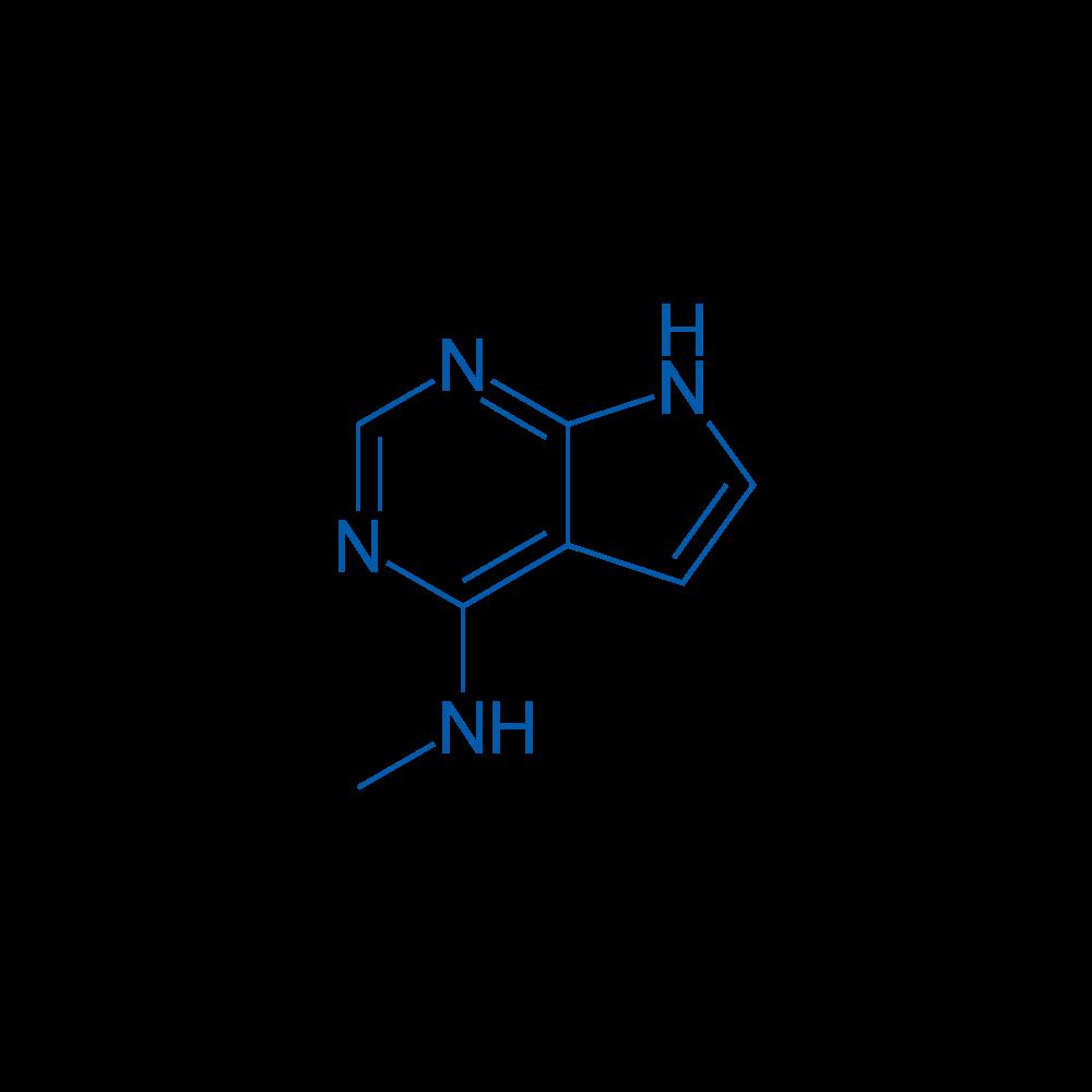 N-Methyl-7H-pyrrolo[2,3-d]pyrimidin-4-amine