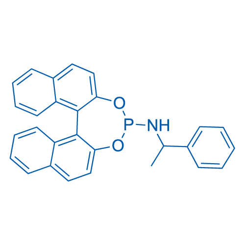 N-(1-Phenylethyl)dinaphtho[2,1-d:1',2'-f][1,3,2]dioxaphosphepin-4-amine