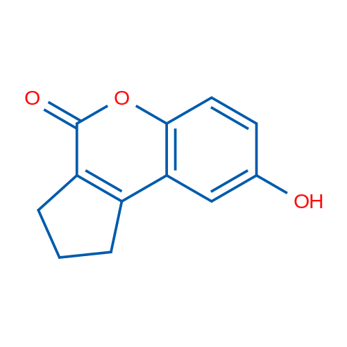 8-Hydroxy-2,3-dihydrocyclopenta[c]chromen-4(1H)-one