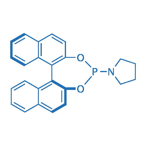 (S)-1-(Dinaphtho[2,1-d:1',2'-f][1,3,2]dioxaphosphepin-4-yl)pyrrolidine