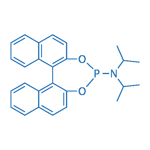 N,N-Diisopropyldinaphtho[2,1-d:1',2'-f][1,3,2]dioxaphosphepin-4-amine