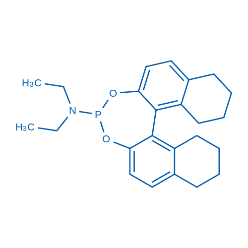 N,N-Diethyl-8,9,10,11,12,13,14,15-octahydrodinaphtho[2,1-d:1',2'-f][1,3,2]dioxaphosphepin-4-amine