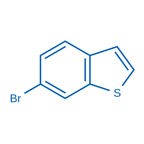 6-Bromobenzothiophene